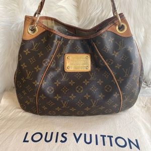 💯 Authentic Louis Vuitton Galliera PM